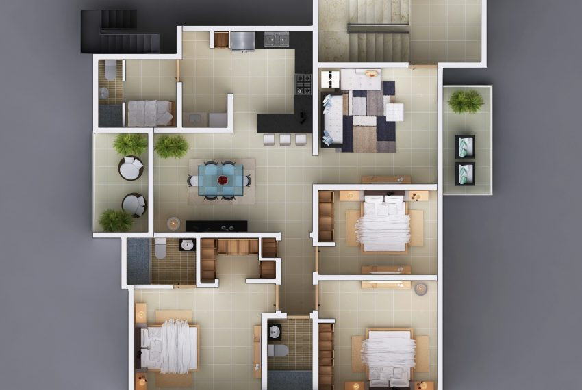 Inmobiliaria Bolivar Rosa - Residencial Jordan (2)