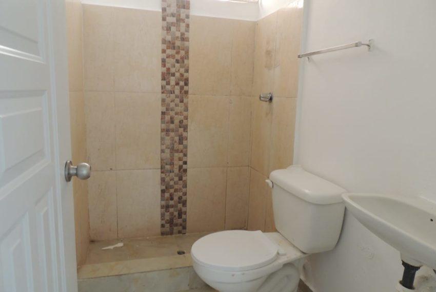 Apartamento villa olimpica - baño