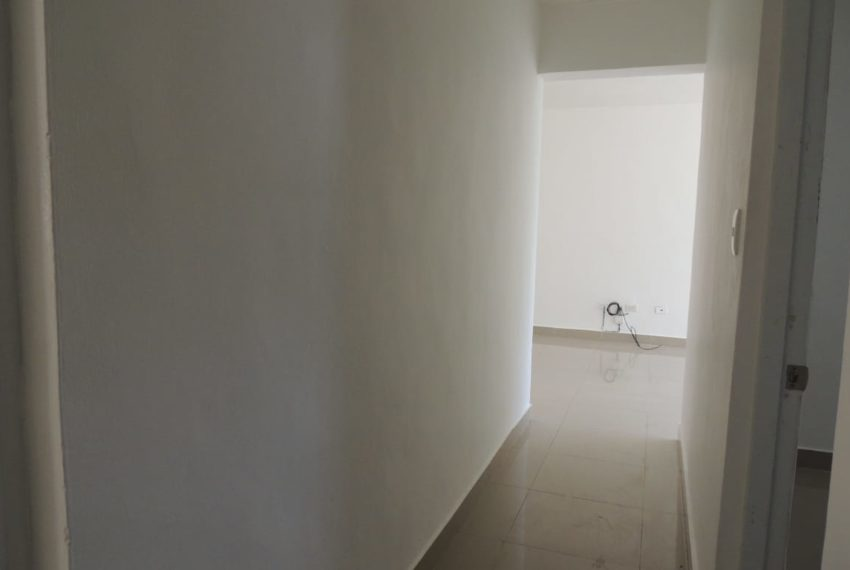 Apartamento villa olimpica - pasillo
