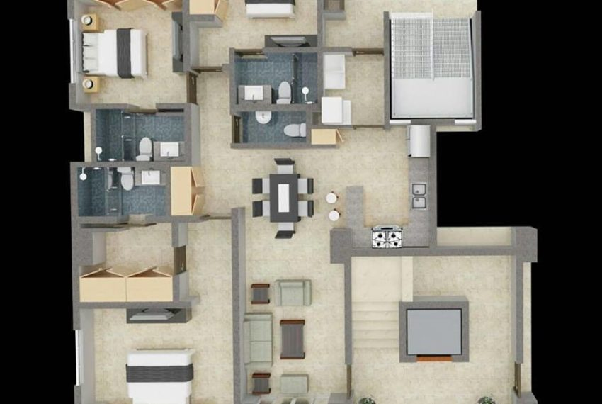 Residencial R&G Deluxe - tipo 2