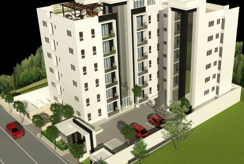 Residencial R&G Deluxe - tipos