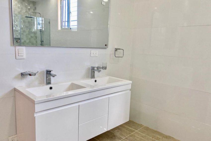 Baño lavamanos
