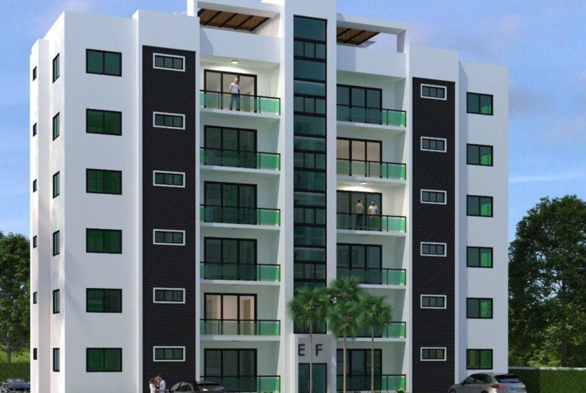 RESIDENCIAL ZAHARA - Edificio