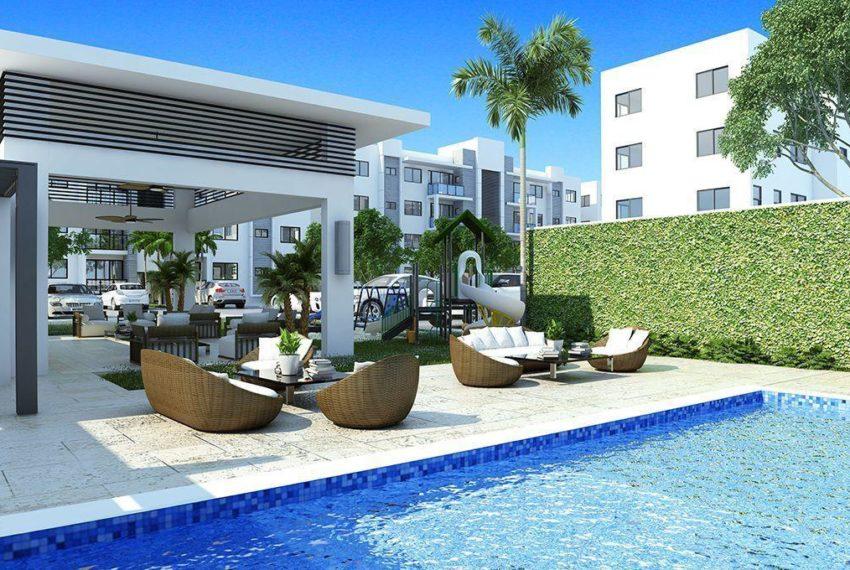 RESIDENCIAL ZAHARA - piscina
