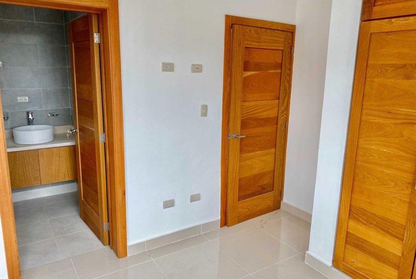 Residencial en villa - Baño de habitacion