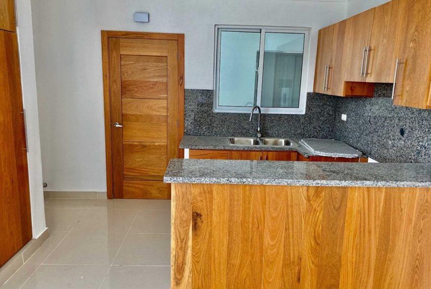 Residencial en villa - Cocina