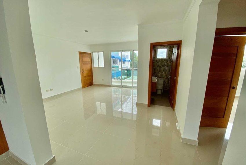 Residencial en villa - Sala