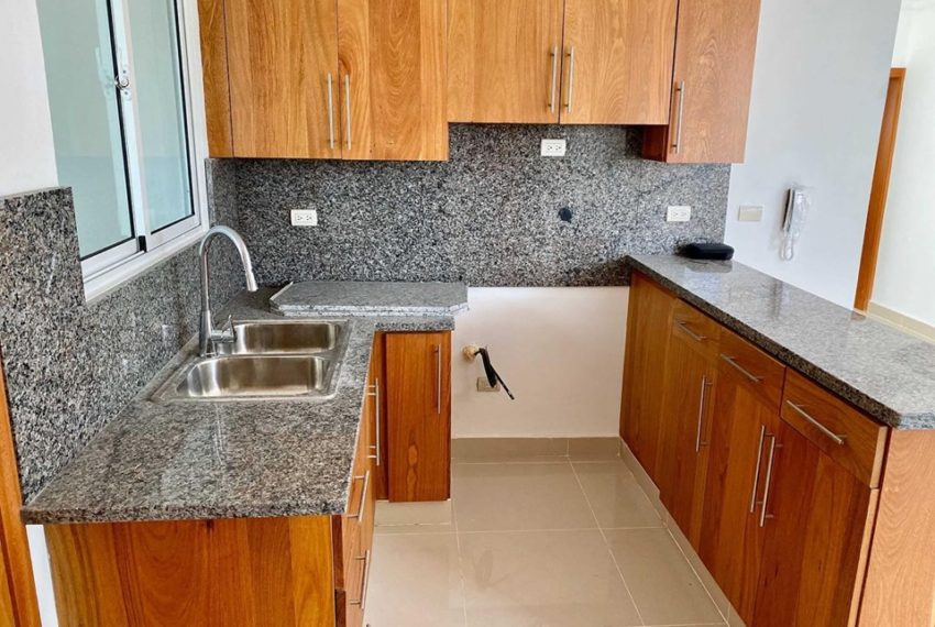 Residencial en villa - cocina 2
