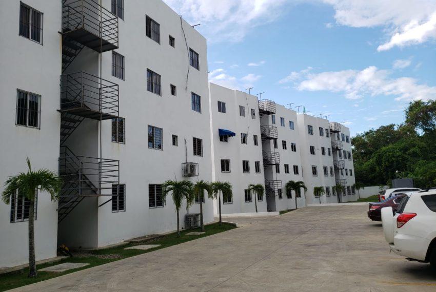 Residencial Maite 5 - Edificios