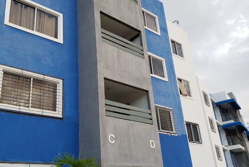 Residencial Maite - frente