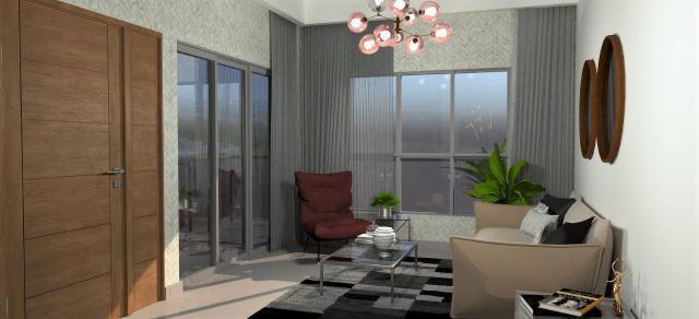 Residencial Living VIP - Sala