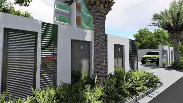 Residencial Living VIP - entrada