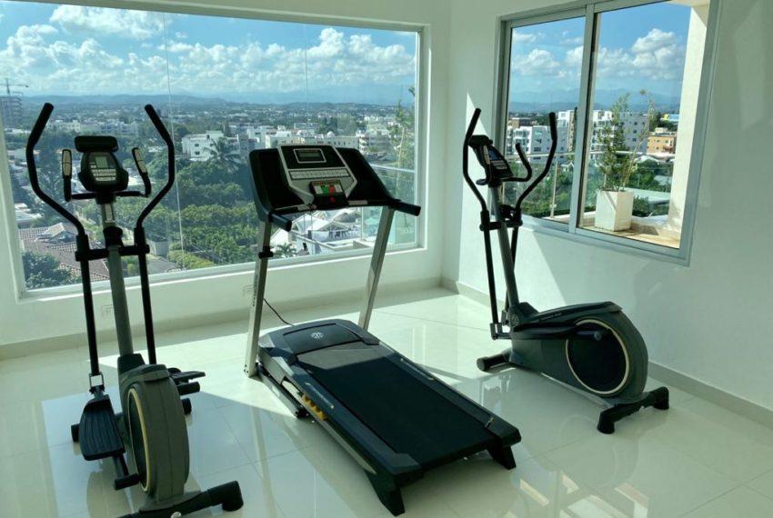 Residencial Via Nova - cardio gym