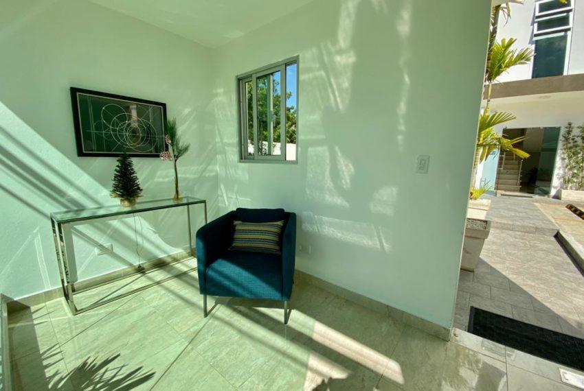Residencial Via Nova - lobby