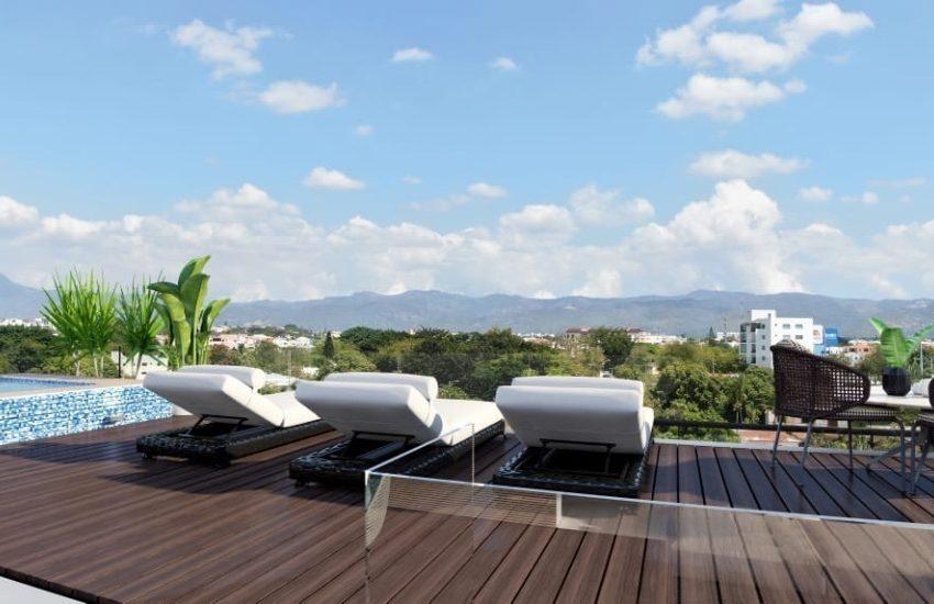 VELVET Residences - Area social