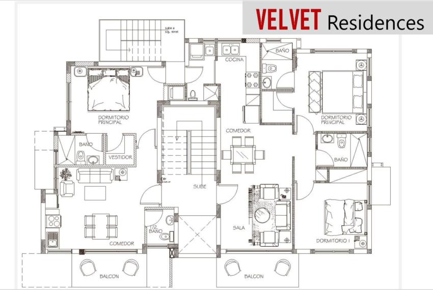 VELVET Residences - PLANO